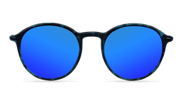 Cobalt Blue Reflective Rounds