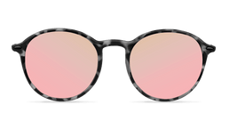 Dusk Rose Gold Reflective Rounds