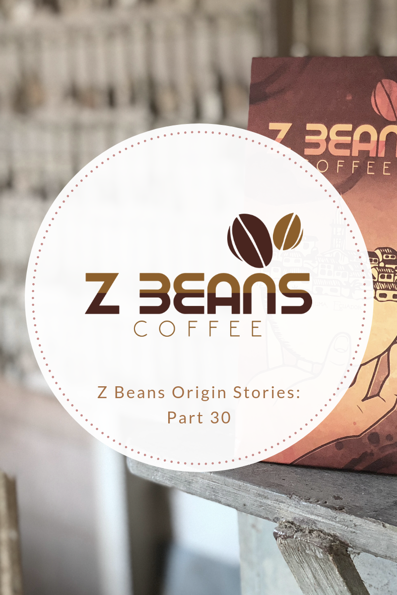 Z Beans Origin Stories Part 30 - 40,000 Cups