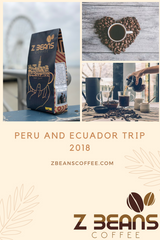 Ecuadorian coffee origins