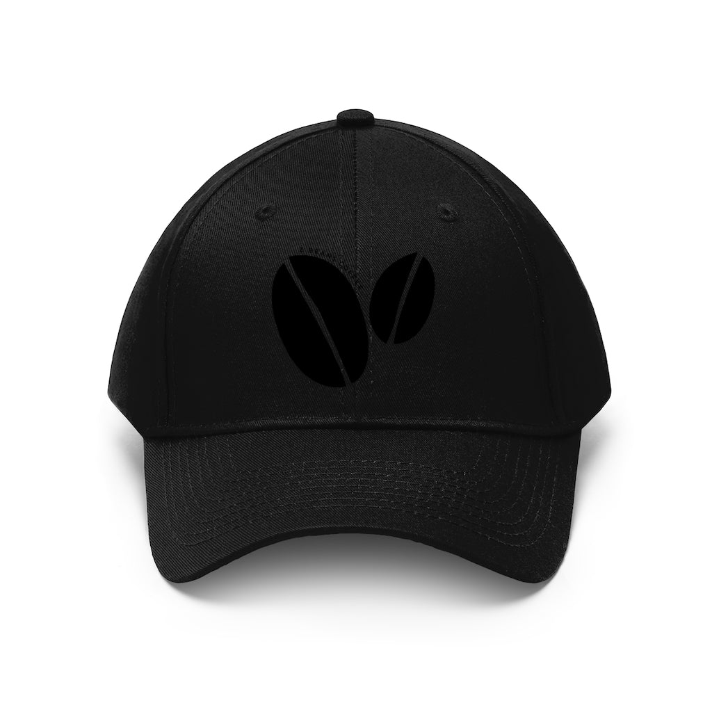 Embroidered Monotone Z Beans Twill Hat