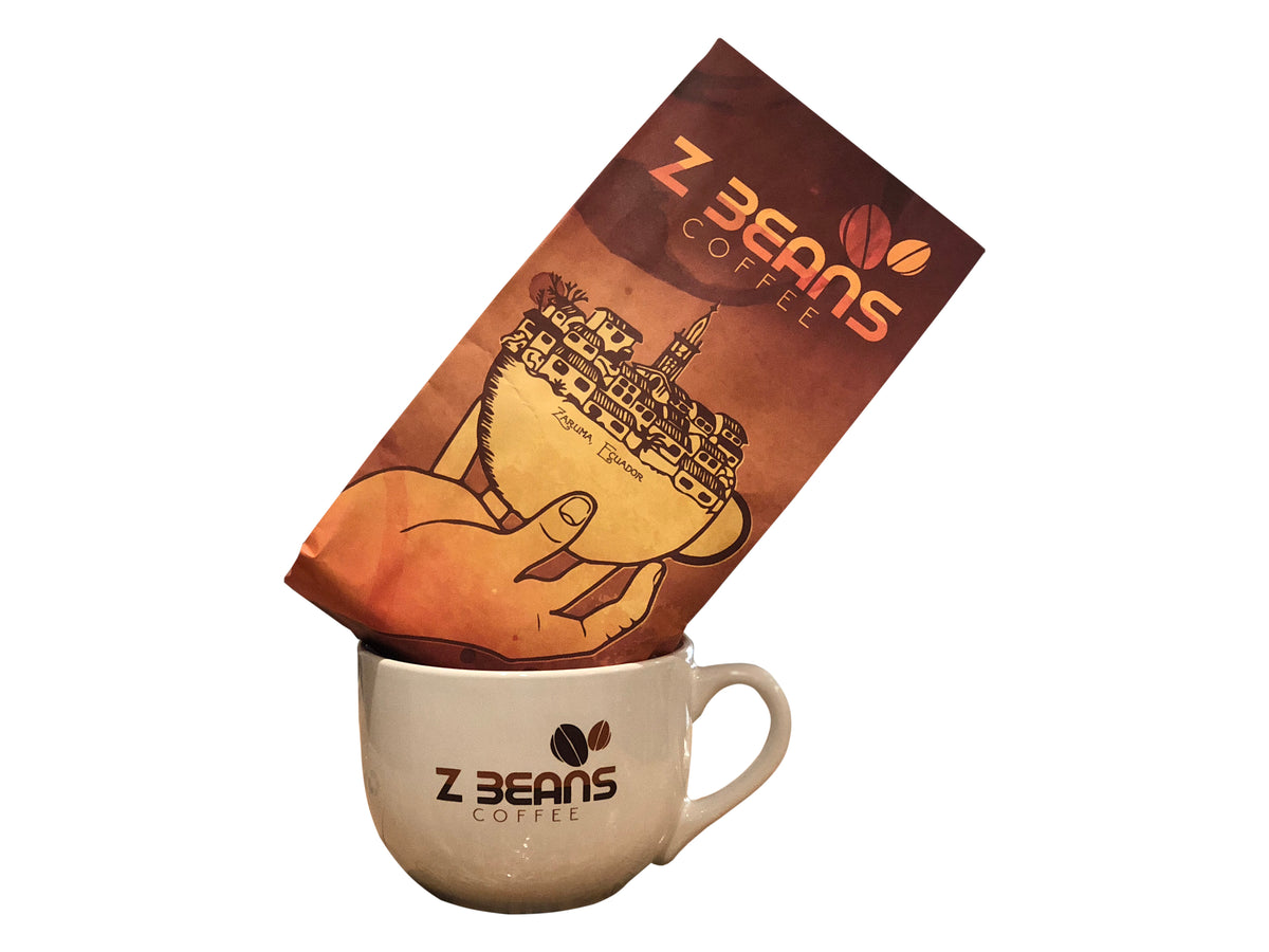 Mug and Coffee - Z Beans Coffee