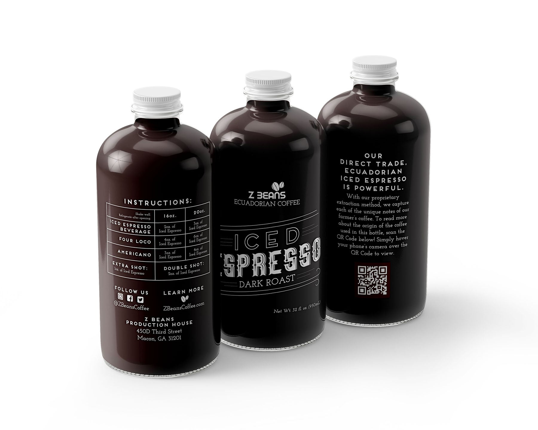 Iced Espresso Concentrate