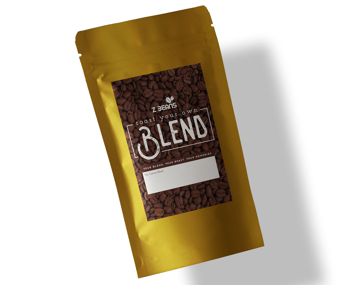 Roast Your Own Blend Event Ticket