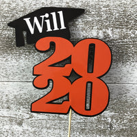 2020 Graduation Cake Topper/ Centerpeice
