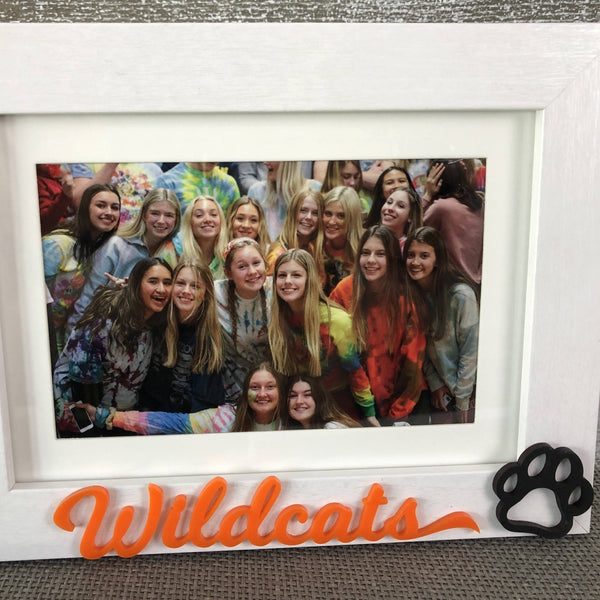 School Spirit Photo Frame