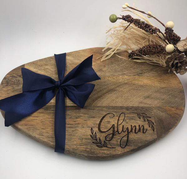 Pick your Own Custom Engraved Cutting/ Cheese/ Charcuterie Board