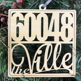 60048 The Ville Ornament