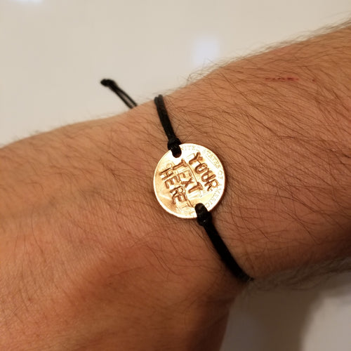 Design your own Penny Bracelet