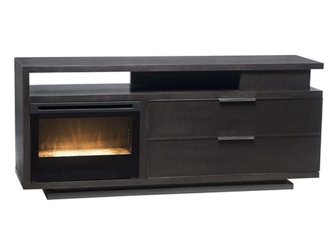 Fairfield Credenza With Fireplace