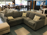 Superstyle Celine Slate Sofa Sectional
