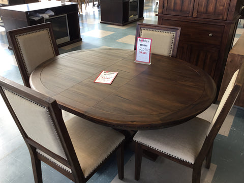 Geneva Table w/ 4 Chairs - Jofran