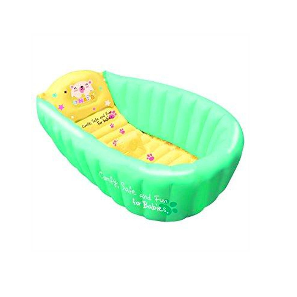 Nai B Hamster Inflatable Baby Bathtub