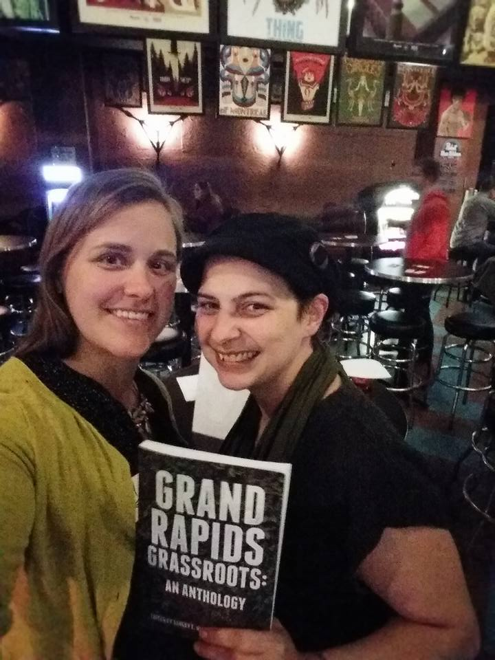 Grand Rapids Grassroots launch party pics