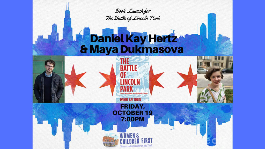 The Battle of Lincoln Park Launch Party