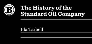 The History of the Standard Oil Company in Cleveland Review of Books