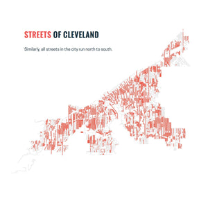 Cleveland in 50 Maps - Belt Publishing
