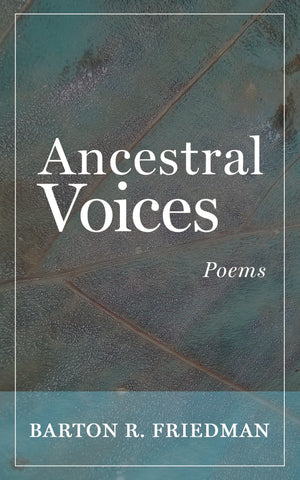 Ancestral Voices: Poems - Belt Publishing
