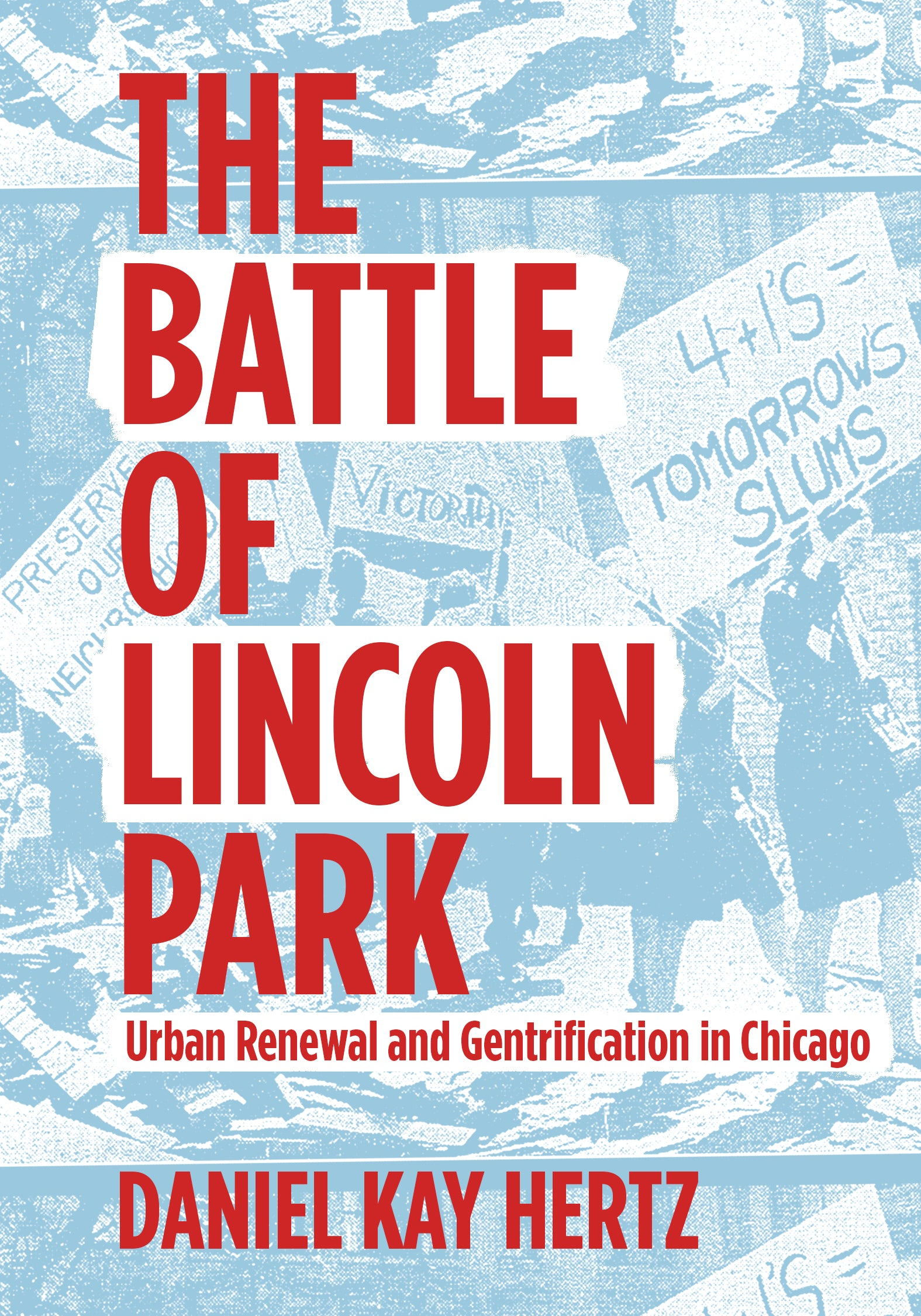 The Battle for Lincoln Park book cover