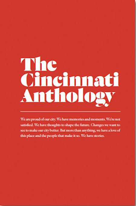 The Cincinnati Anthology - Belt Publishing