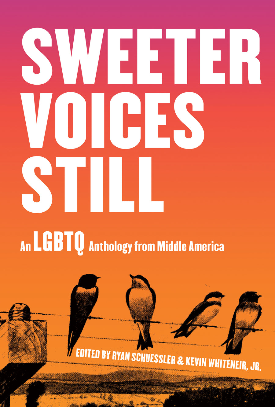 Sweeter Voices Still: An LGBTQ Anthology from Middle America (pre-order)