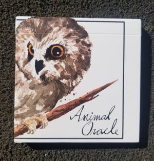 Animal Oracle Deck