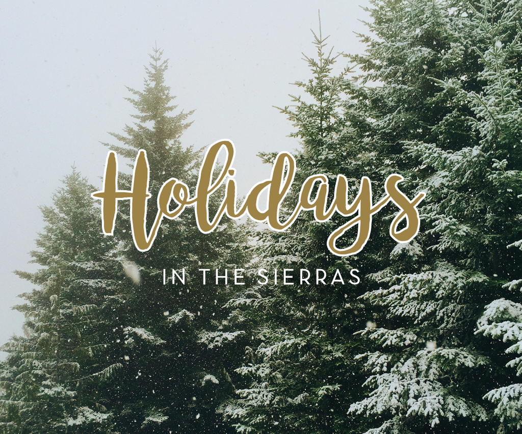 Holidays in the Sierras