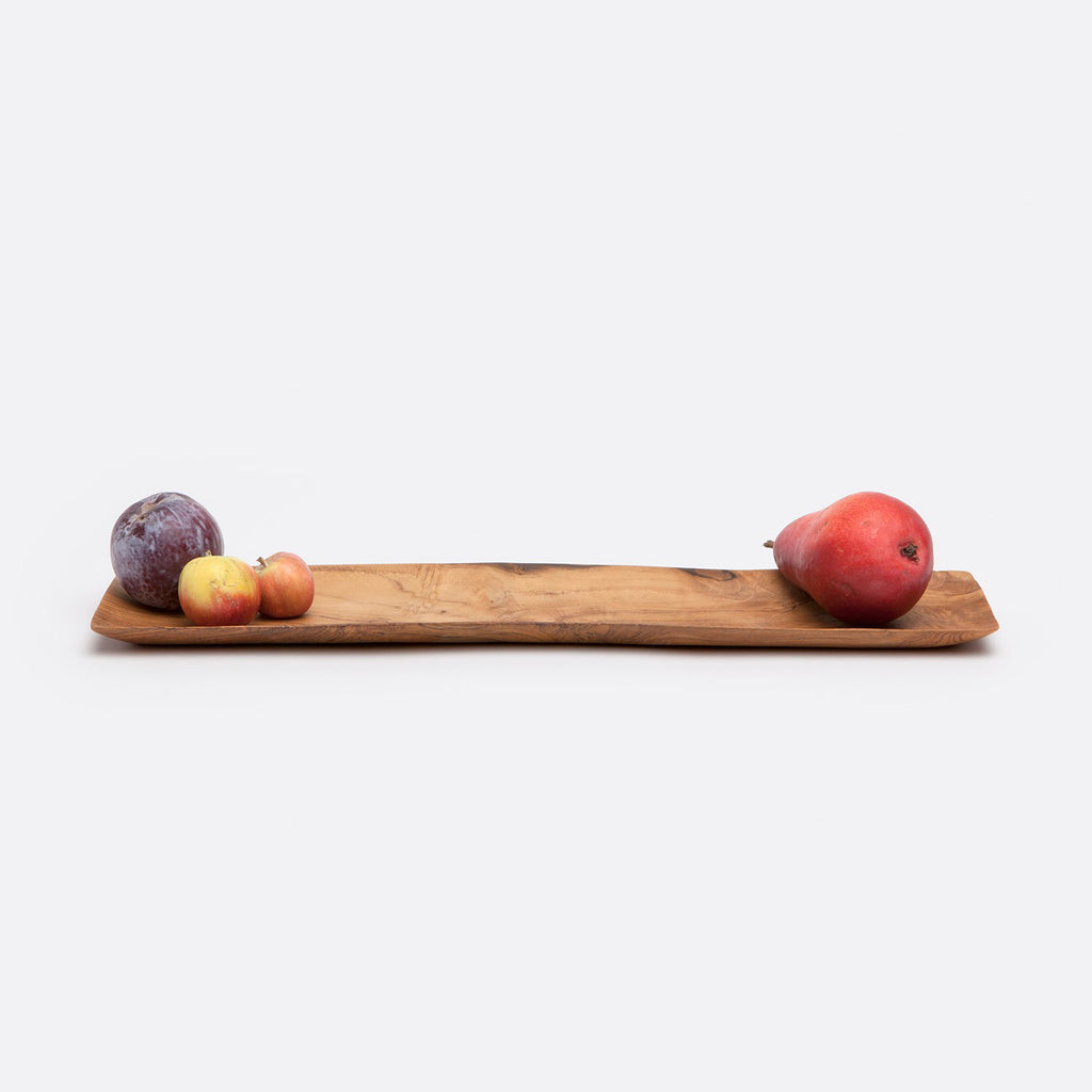 Teak Wood Serving Tray