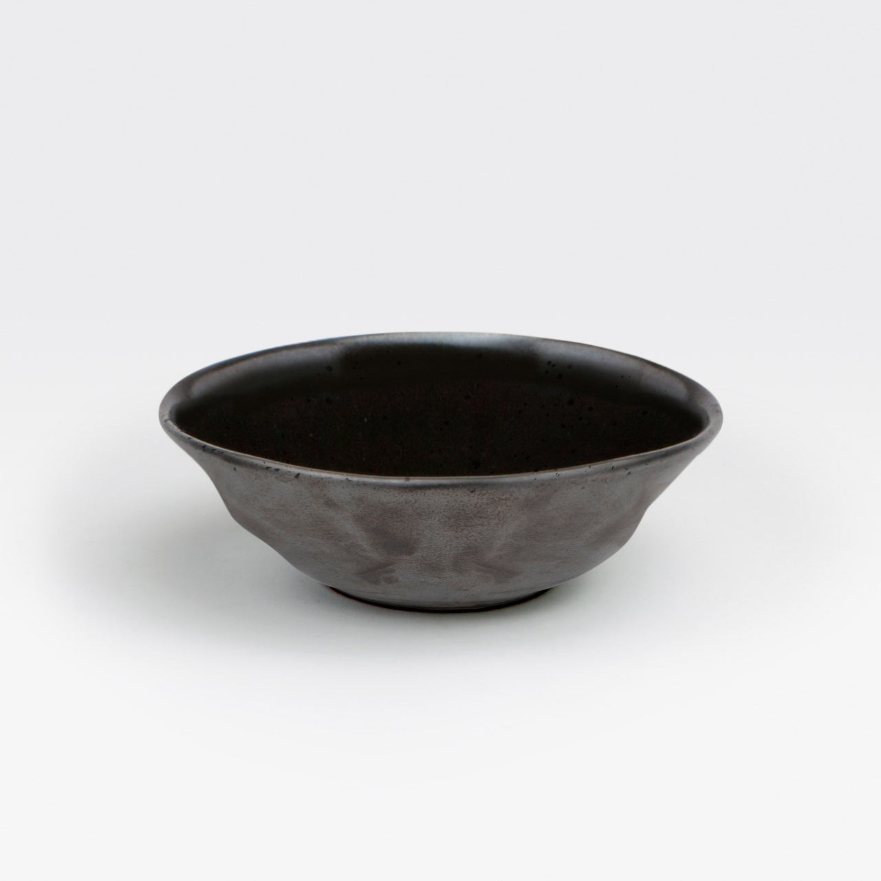 Black Glazed Dinnerware