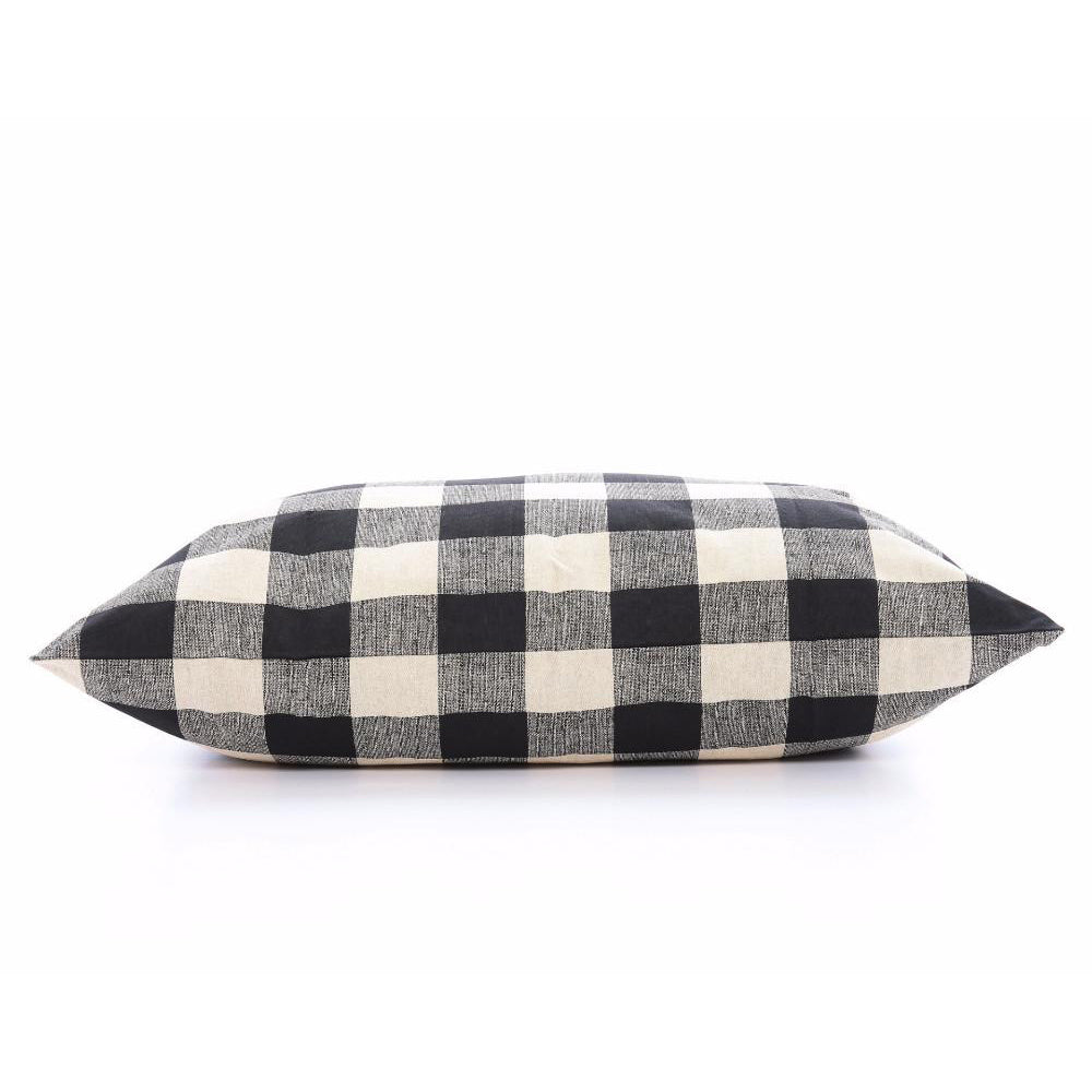 Buffalo Check Dog Bed