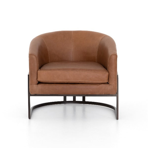 Dobbin Leather Chair