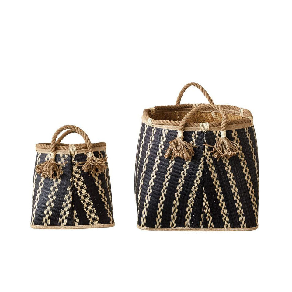 Bolinas Wicker Baskets