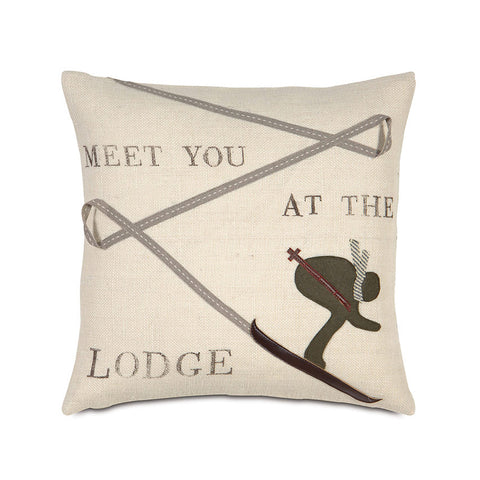 Telluride Lodge Pillow