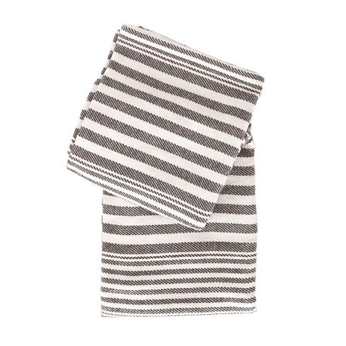 Rugby Striped Throw