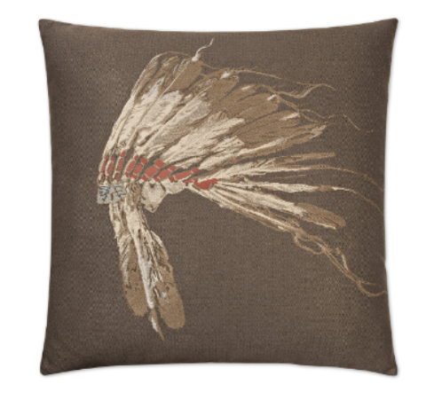 Granite Chief Pillow