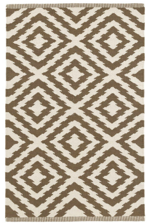 Geo Woven Cotton Rugs