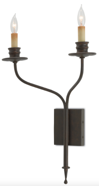 Highlander Wall Sconce