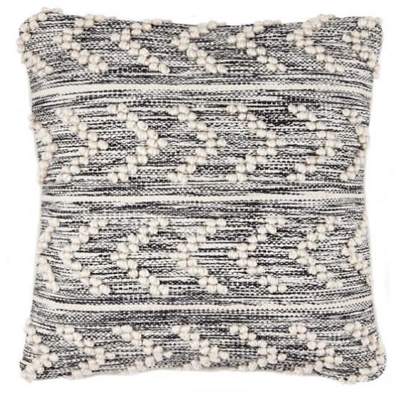 Hobnail Herringbone Indoor/Outdoor Pillows