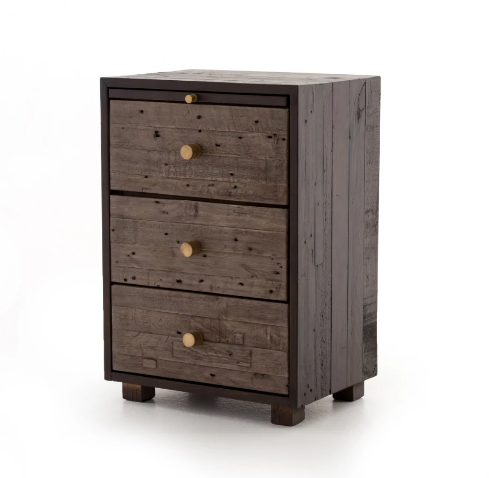 Carson Night Stand - 3 Drawer
