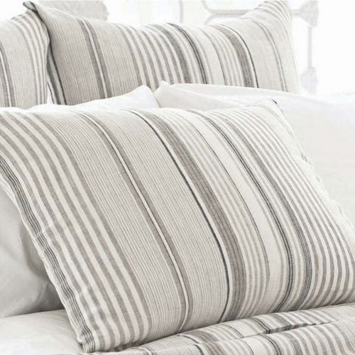 Sierra Striped Linen Shams
