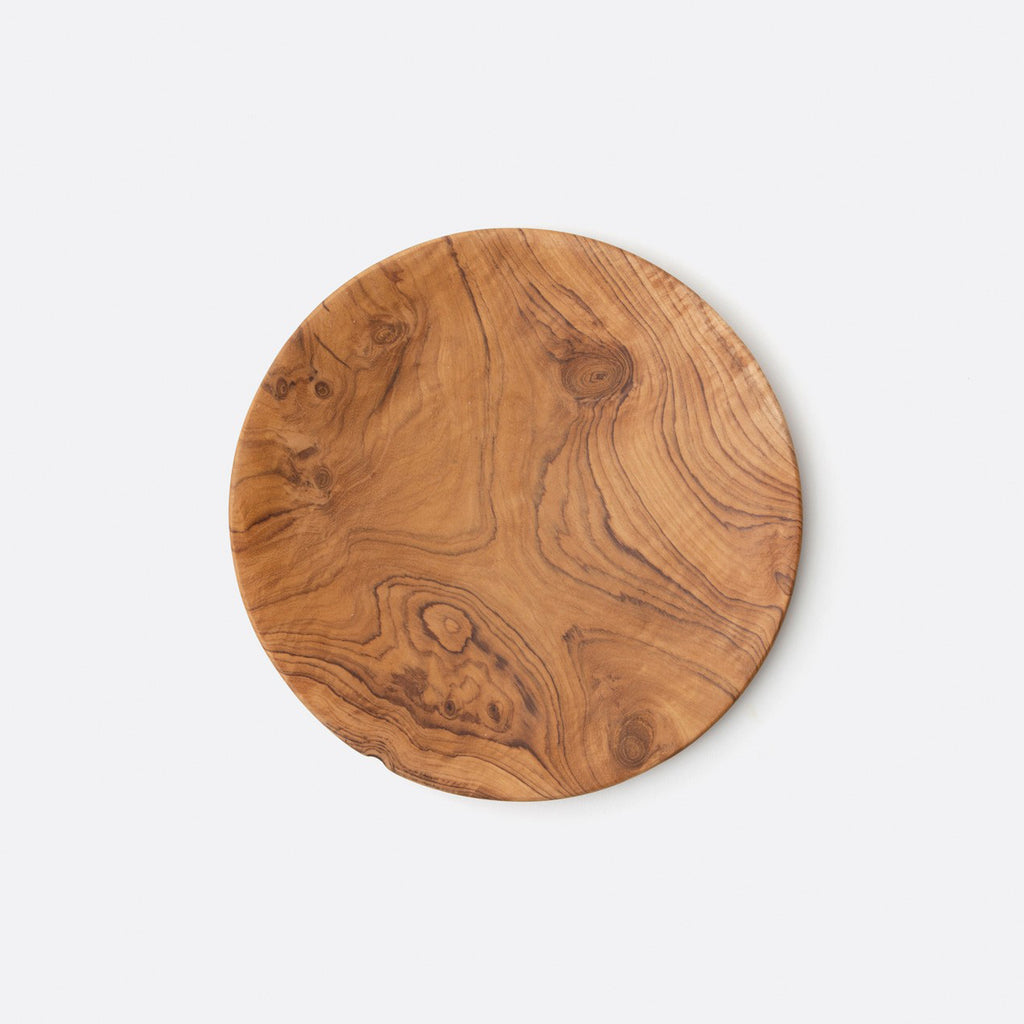 Teak Wood Dinnerware