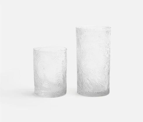 Alyssa Clear Glassware - Set of 6