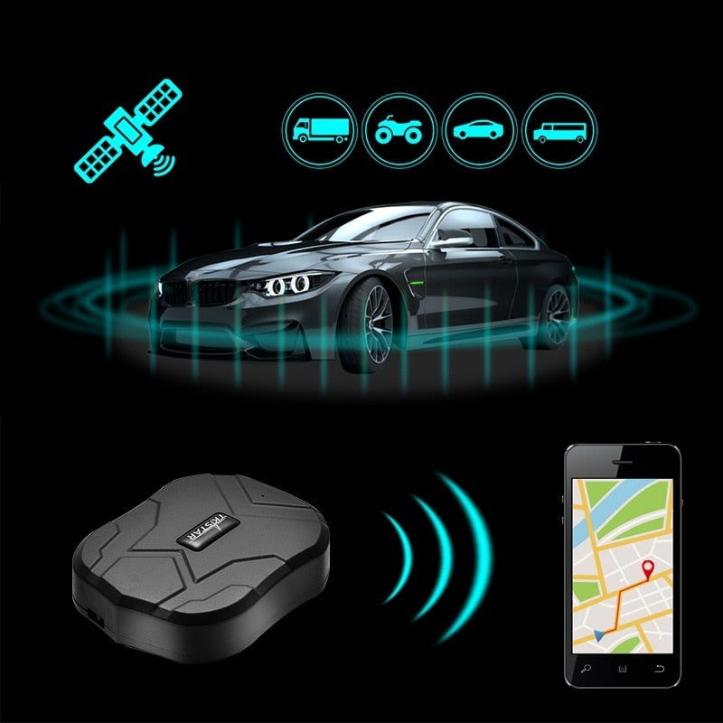 Waterproof GPS Tracking Device with Powerful Magnet