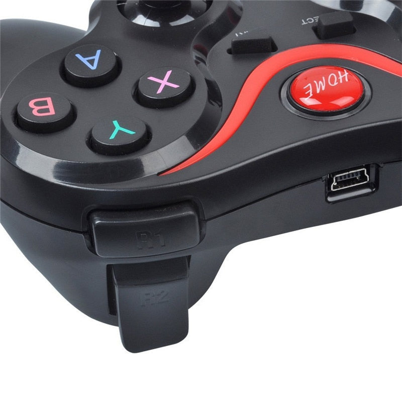 Wireless Gamepad for Android / iOS Smartphones