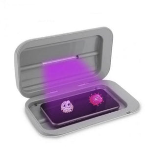 Phone Sanitizer UV Sterilizer Phone Cleaner
