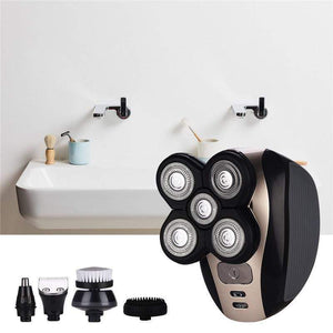 4D Electric Head Shaver