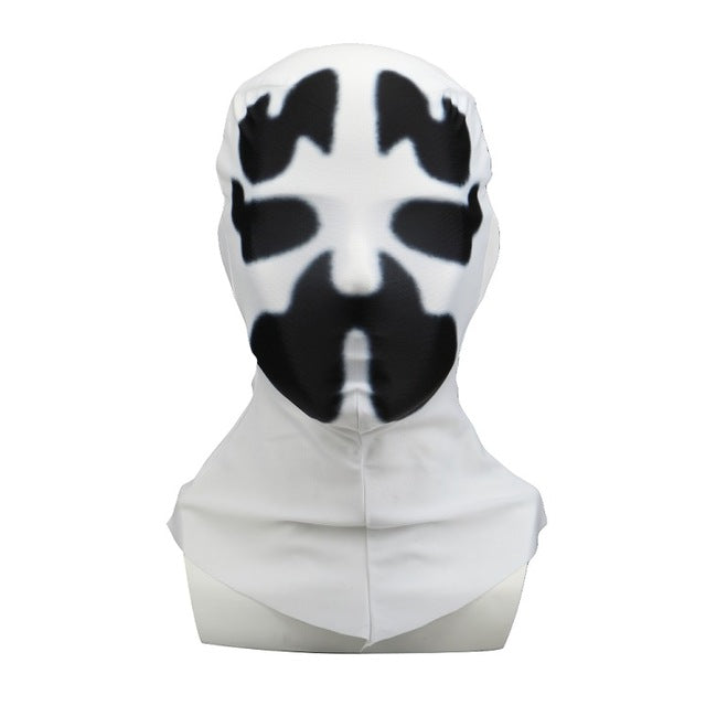 "Halloween Inkblot ""Breath"" Mask"