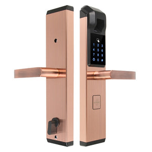 Intelligent Fingerprint Doorlock