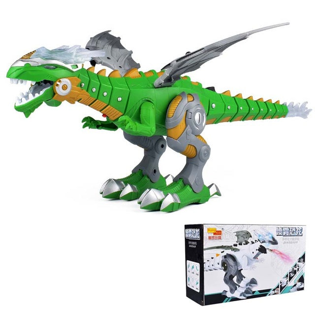 Fire-Breathing Dragon Toy