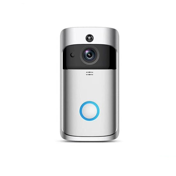 Video Doorbell with Wi-Fi Security Camera